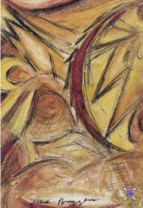 Bragaglia's Simultaneità,1925